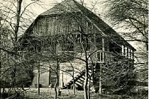Ladenští mají do budoucna vizi - rádi by obnovili původní kačenárnu v katastru obce, která sloužila Lichtenštejnům k odchytu divokých kachen.
