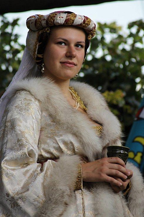V Mikulově se koná Pálavské vinobraní.
