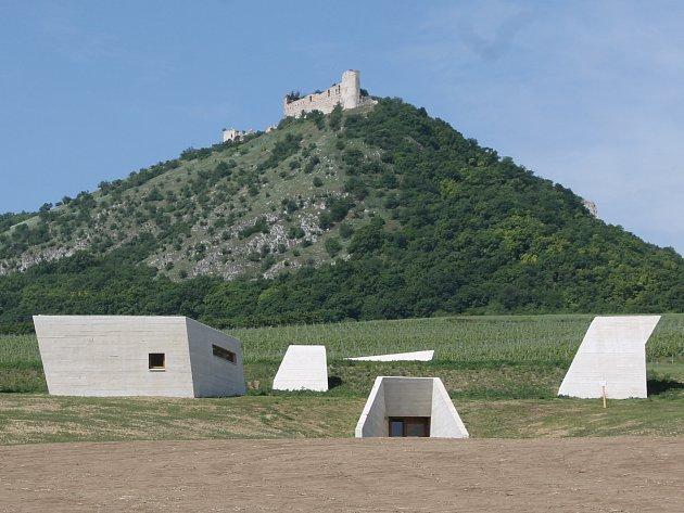 Archeopark Pavlov. Ilustrační foto.