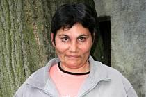 Danuše Muchová z klentnického zařízení Srdce v domě pracuje v mikulovské knihovně.