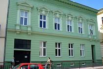 Knihovna v Břeclavi. Ilustrační fotografie.