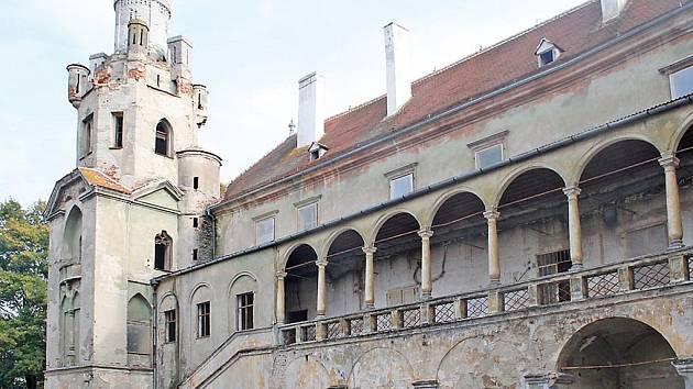 ILUSTRAČNÍ FOTO: Břeclavský zámek.