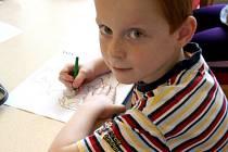 Děti v břeclavské Duhovce se o prázdninách kromě hraní učí anglicky.