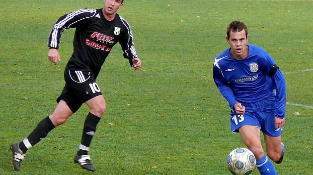 Fotbalisté Břeclavi remizovali s HFK Olomouc 0:0.
