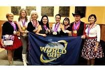 Country Rebels uspěli na mistrovství světa.