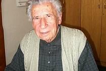 Josef Červenka z Břeclavi zemřel před šesti lety v úctyhodných 104 letech.