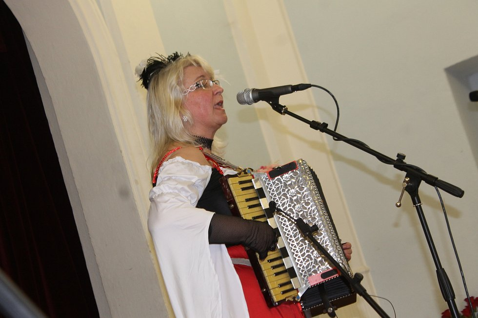 V Pohořelicích měli o víkendu jubilejní desátý ročník Setkání harmonikářů.