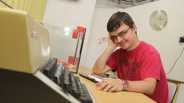 Únikovou hru si vyzkoušel třeba i redaktor Deníku Rovnost Michal Hrabal.