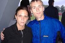 Markéta Malariková pomohla ženám Lokomotivy k vítězství, Roman Paulík zase mužům k třetímu místu.