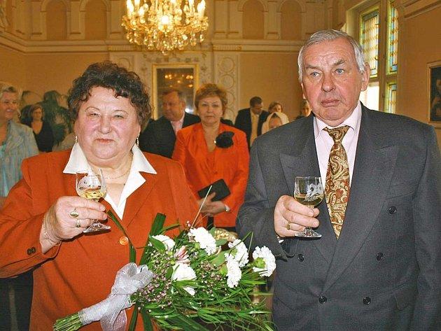 Manželé Dvorští