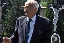 Josef Lawitschka se věnuje historii moravských Chorvatů