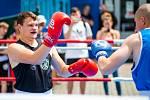 Břeclavší boxeři vyzvali borce z Nového Mesta nad Váhom.