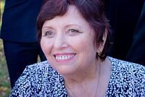 Bohumila Defeldová předsedá  Svazu tělesně postižených v Hustopečích už dvanáct let.
