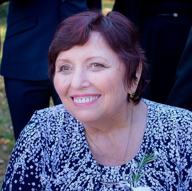 Bohumila Defeldová předsedá  Svazu tělesně postižených vHustopečích už dvanáct let.