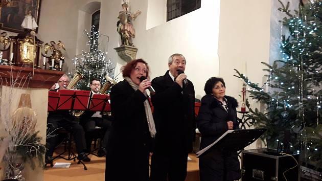 Šohajka zahraje vánočně v Přibicích