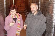 Otevření vinařské stezky v Moravském Žižkově.