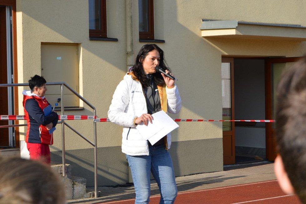 Okresní kolo Sazka Olympijského víceboje v Lanžhotě vyhrála ZŠ Slovácká z Břeclavi.
