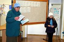 Volby v Hruškách. Ilustrační foto