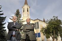 Vranovický kostel. Ilustrační foto.