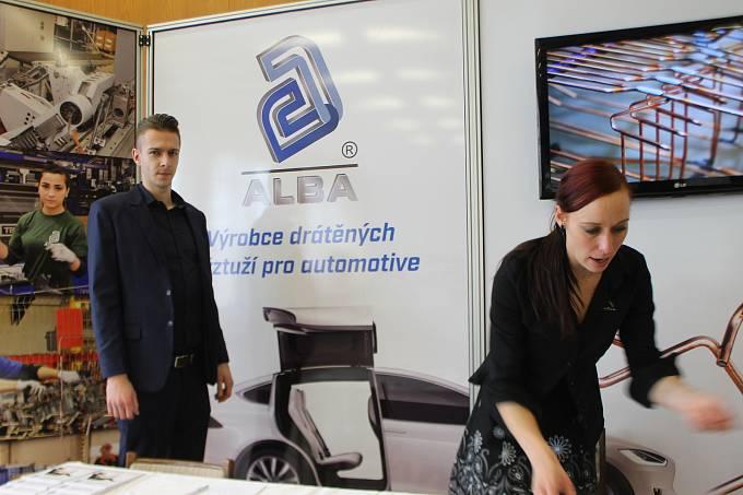 Dům školství přivítal první veletrh pracovních příležitostí, který se stane součástí veletrhů společnosti Alfa Fairs.