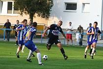 Fotbalisté ligového Kladna si v některých pasážích utkání dělali, co chtěli. Po zásluze postoupili do dalšího kola poháru.