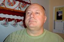 Bývalý starosta Boleradic Drahomír Hausner.