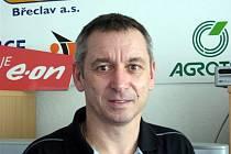 Luděk Zlámal, trenér fotbalistů MSK Břeclav U19.