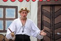 Mikulov ožil o víkendu vystoupeními pouličních  umělců při festivalu La Strada.