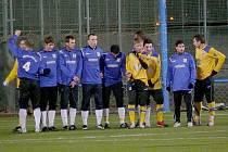 Fotbalisté MSK porazili divizní Tasovice 4:3.