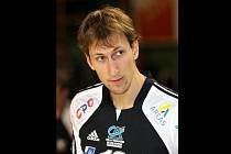 Volejbalista Kamil Baránek.
