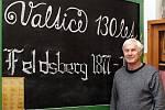Michal Hyčka učil na základní škole ve Valticích nepřetržitě od roku 1974 až do 2018.
