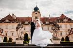 Svatbu si vyberou na veletrhu ve Valticích