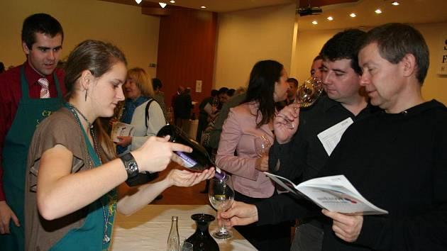 Světový festival vín Hustopeče 2009.