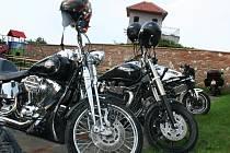 Valtický motosraz. Ilustrační foto.