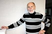 Břeclavský malíř Antonín Vojtek oslaví devětasedmdesáté narozeniny.