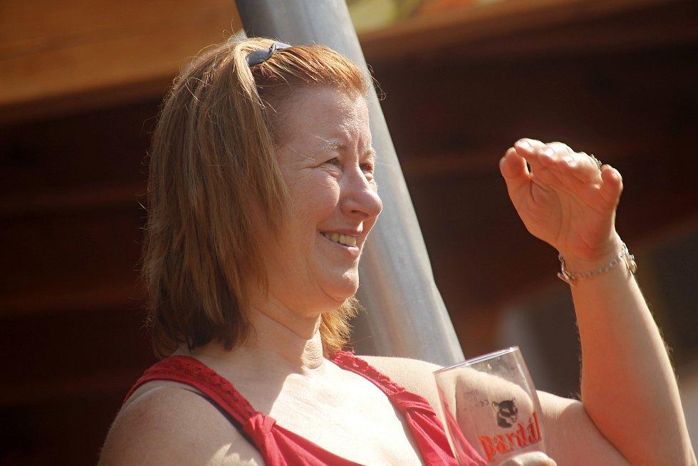 V pasohláveckém kempu Merkur se uskutečnila závěrečná letní show.