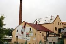 Pivovar v Břeclavi.