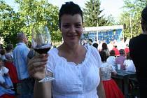 Pořadatelé vinobraní v Moravské Nové Vsi vsadili na komornější atmosféru.