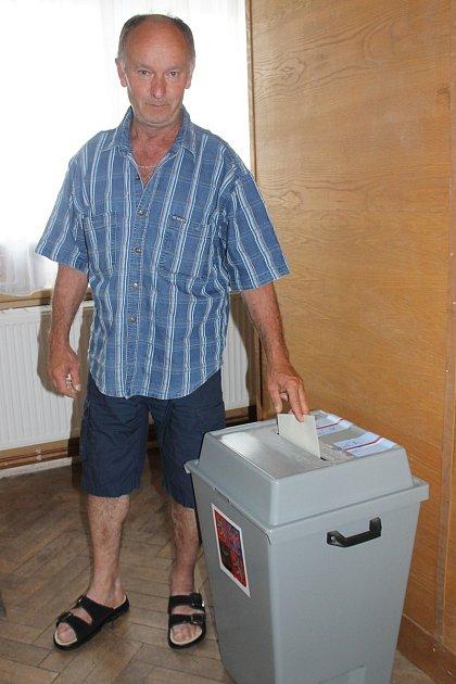 Obyvatelé Bavor rozhodovali vsobotu vmístním referendu otom, zda jsou pro nebo proti výstavbě dálnice D52 přes katastrální území obce. Souhlas vyjádřilo devadesát zcelkových 151účastníků referenda.