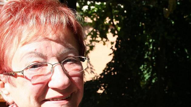 Marta Strušková z KSČM je mezi kolegy momentálně nejrespektovanější zastupitelkou v Břeclavi.