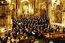 Koncert Virtuosi di Mikulov.