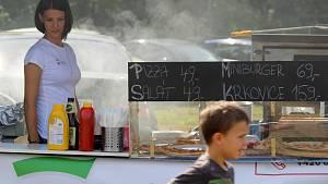 Festival jídla v Pohořelicích V Poho Food Fest