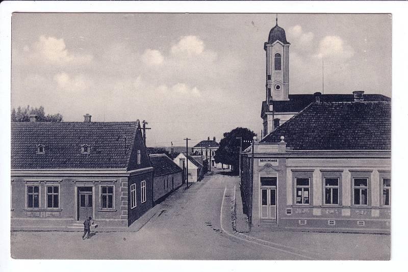Bratelsbrunn v roce 1932