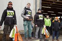 Ve Velkých Pavlovicích se v pátek uskutečnilo mistrovství České republiky v řezu vinné révy.