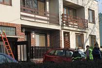Ulici Havlíčkovu v břeclavské městské části Poštorná uzavřeli.