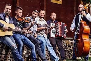 V Břeclavi zahraje kapelka Docuku