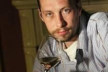 Vinař Marek Pechor.