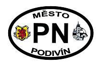 Netradiční poznávací značky nově zdobí auta i motorky řidičů z Podivína. Toto město si totiž jako první na Břeclavsku nechal vyrobit obecní poznávací značku pro tamní patrioty. Na oválné samolepce má Podivín zkratku PN. Součástí je i logo a erb města.