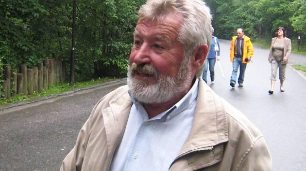 Ještě loni v červnu byl Josef Čápek plný elánu a plánů.