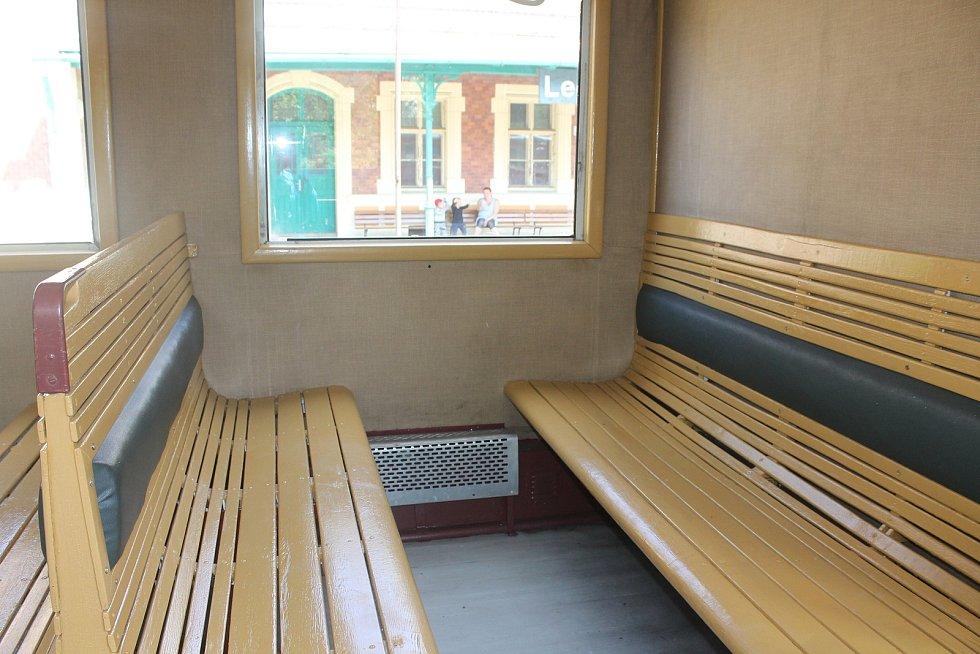 Sezení pro cestující.